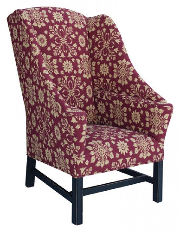 Millers Creek Wing Chair
