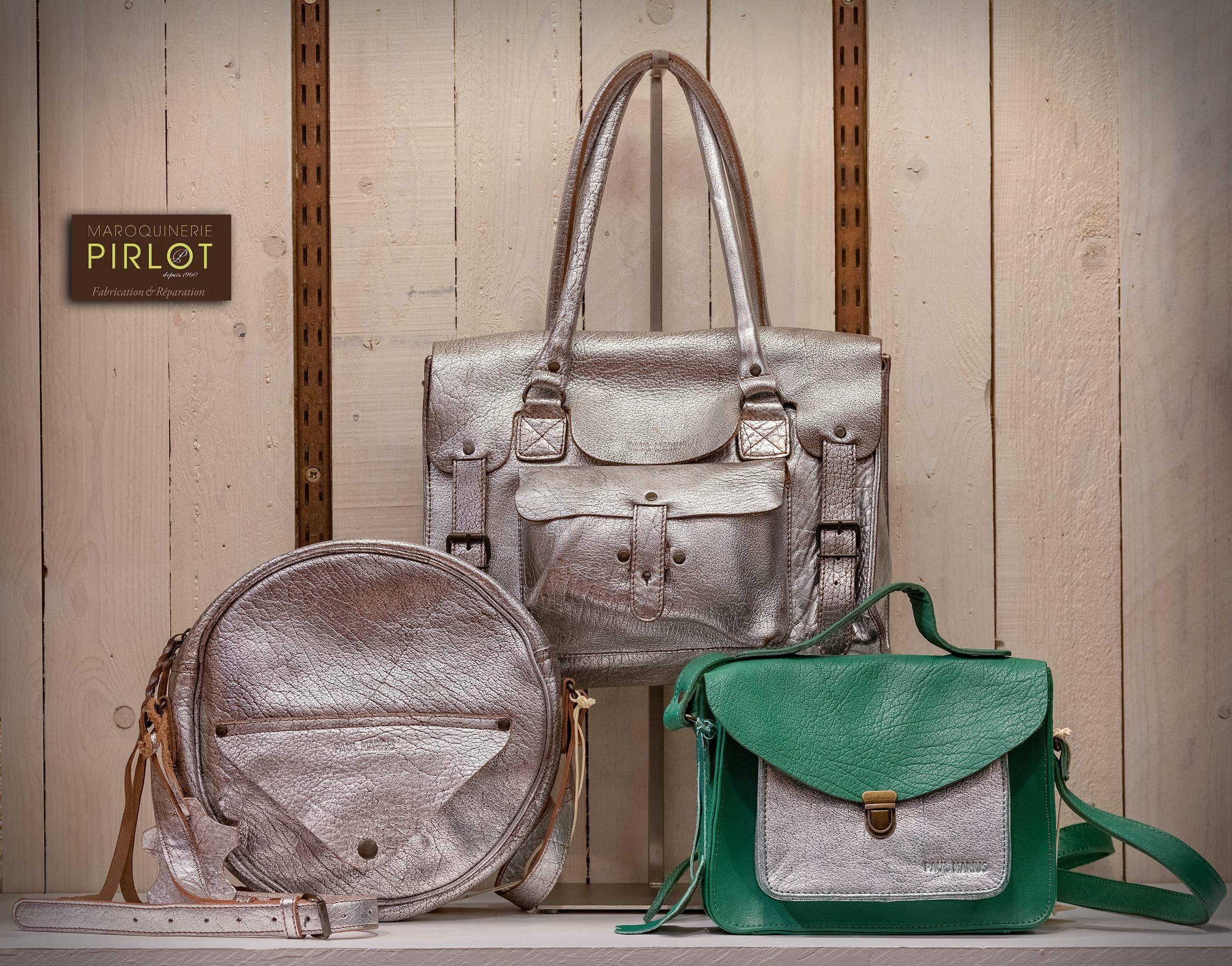 nouvelle sélection construction rationnelle premier taux Collection de sacs Paul Marius chez Maroquinerie Pirlot à ...
