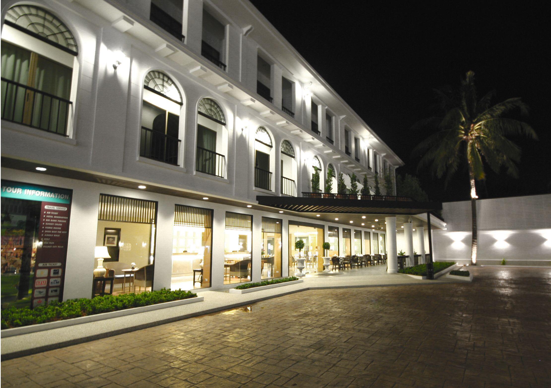The Resort Entrance at Sawaddi Patong, Phuket  http://www.patongsawaddi.com/