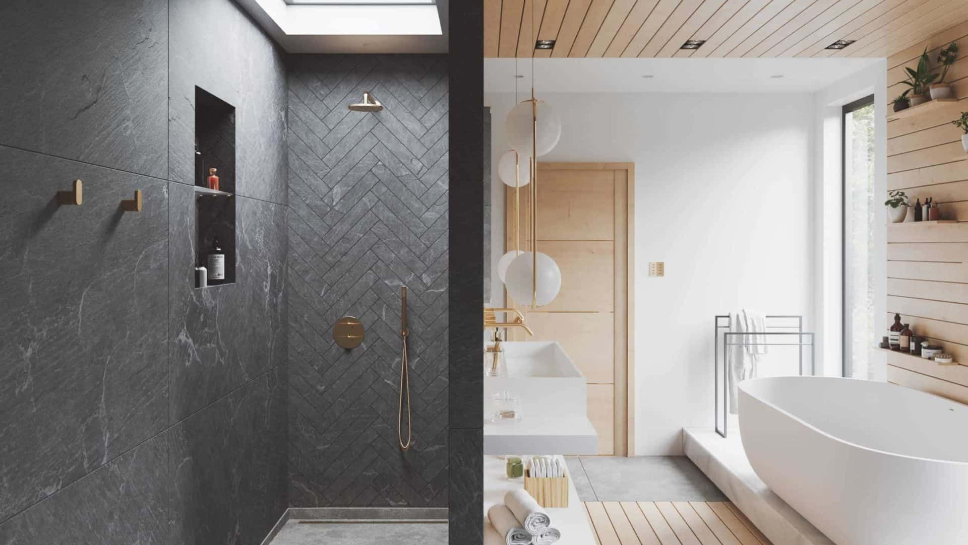 36 Luxury Walk-In Shower Ideas for your Bathroom | Showers ...