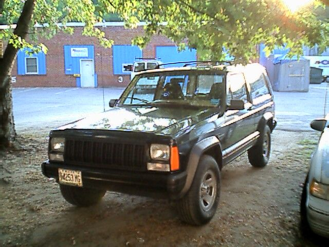 1996 Jeep Cherokee Sport My First Car After College Only Car I