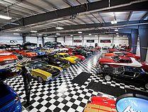 Miami Supercar Rooms Super Cars Miami Garage Workshop