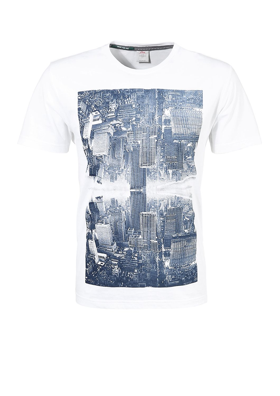 Shirt mit Fotoprint kaufen | s.Oliver Shop | men estilo y accesorio ...