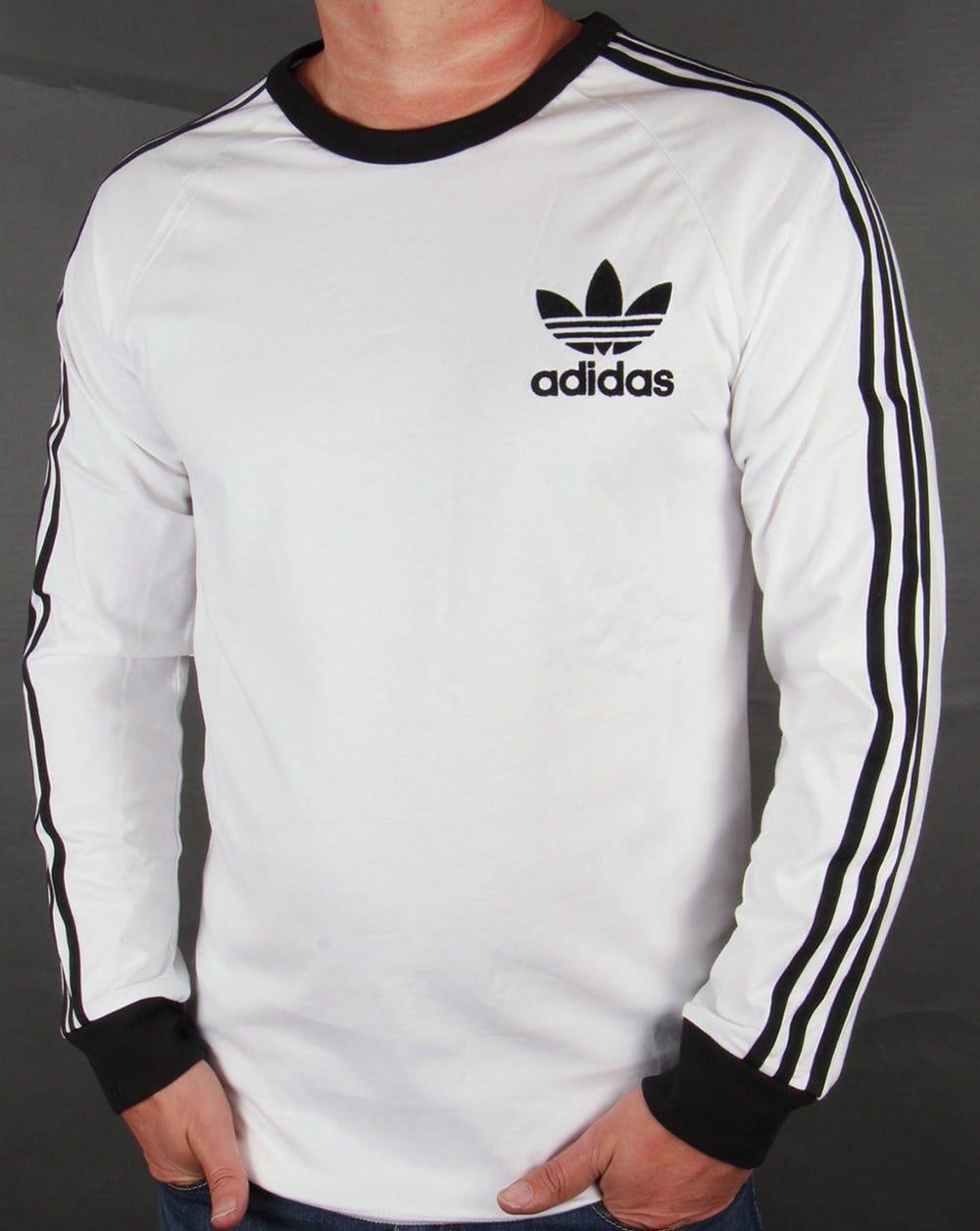 adidas long sleeve. adidas-originals-3-stripes-oversized-long-sleeve-t- adidas long sleeve