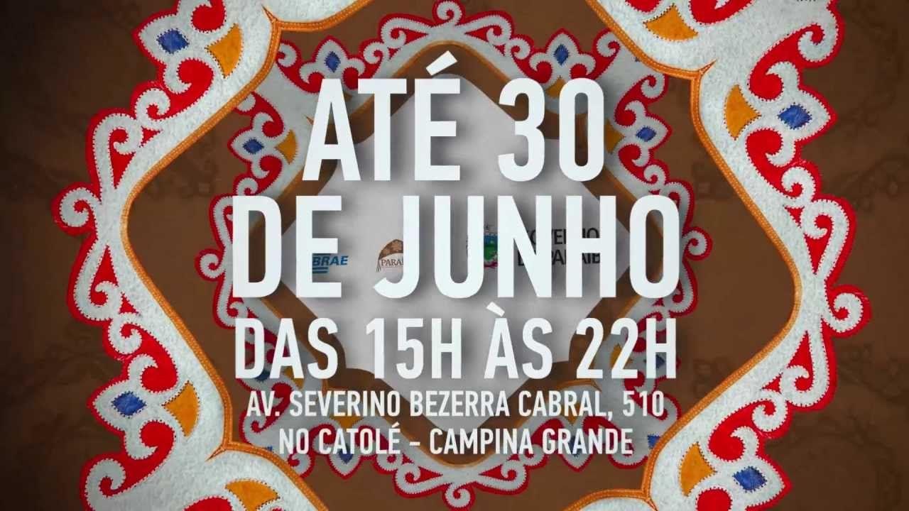 18º Salão de Artesanato da Paraíba