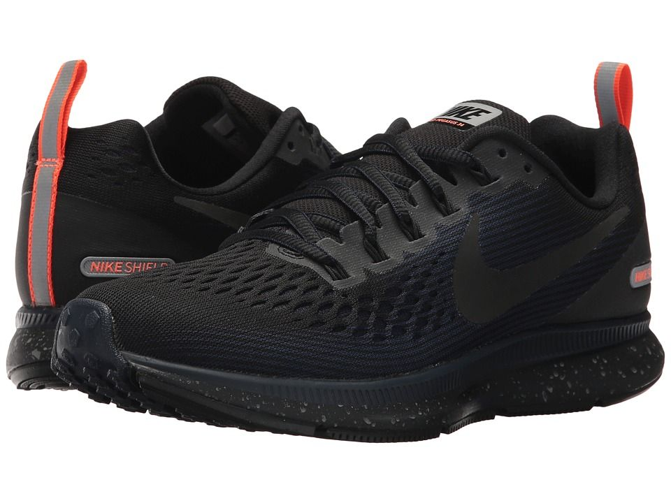 Nike Air Zoom Pegasus 34 Shield Women's Shoes BlackBlack