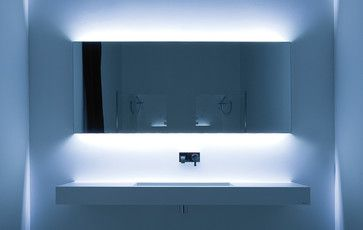 Flash Mirror Modern Bathroom Mirrors Miami Antoniolupi