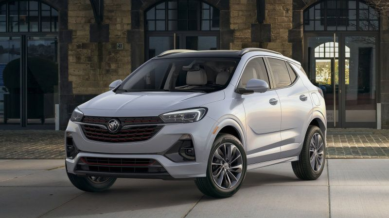 2020 Buick Encore Gx Gets A Pair Of Three Cylinder Engines Buick Encore Buick Buick Cars