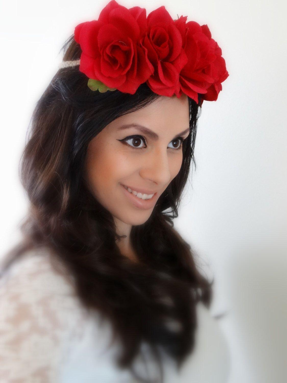 Flower Newborn Headband Tieback Crown Kids Bohemian Children S Tiara Hair Accessories In From