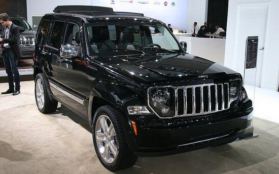 Jeep Liberty Jet