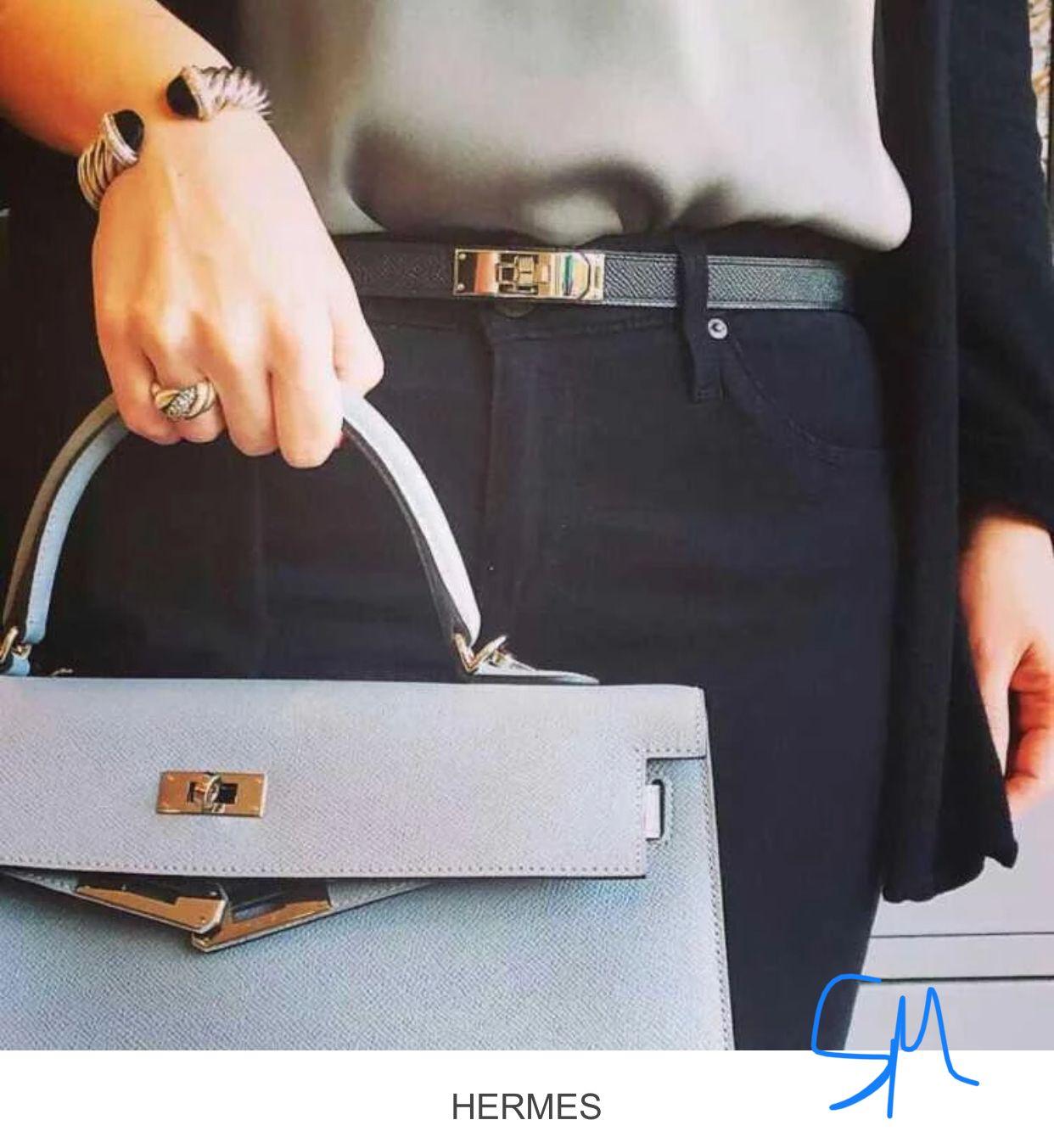 Hermes ceinture Kelly   Hermes belt   Hermes kelly, Hermès et Hermes ... 0b96c1dd592