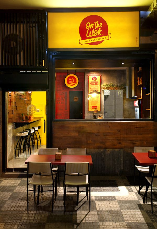 Decoracion restaurantes comidas rapidas buscar con for Fachadas de locales de comida rapida