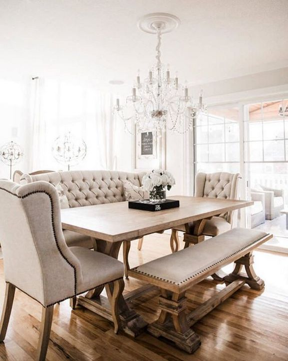 Incredible 37 Top Rustic Glam Dining Room Choices 13 Decoryourhomes Dailytribune Chair Design For Home Dailytribuneorg