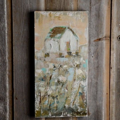 robertson sarah cotton painting chapel farmhouse canvas church paintings visit tn germantown decor bolls