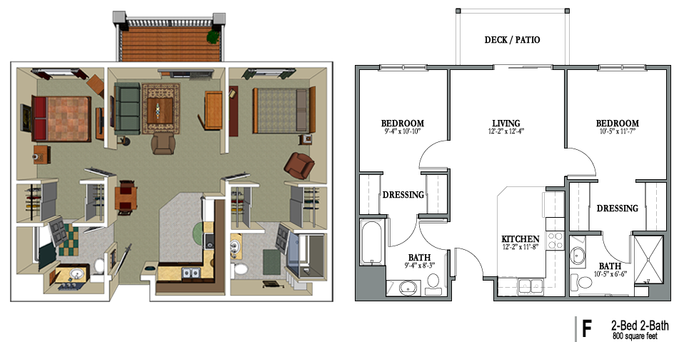 800 Square Foot Apartment - Google Search