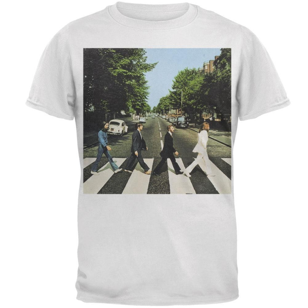 The Beatles - Abbey Road Adult T-Shirt