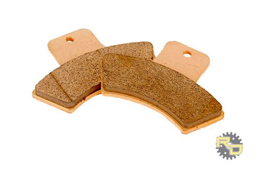 Rear Brake Pads for 2000 2001 Polaris 425 Xpedition 4X4 Expedition