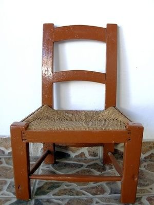 repair rattan chair seat walmart beach how to replace or wicker on a pinterest