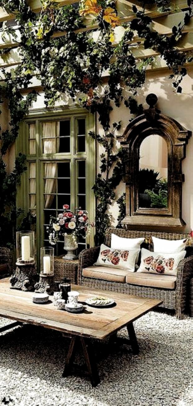 Epingle Par Lydia Stern Sur Terrasse Jardin En 2020 Deco Terrasse Jardin Deco Noel