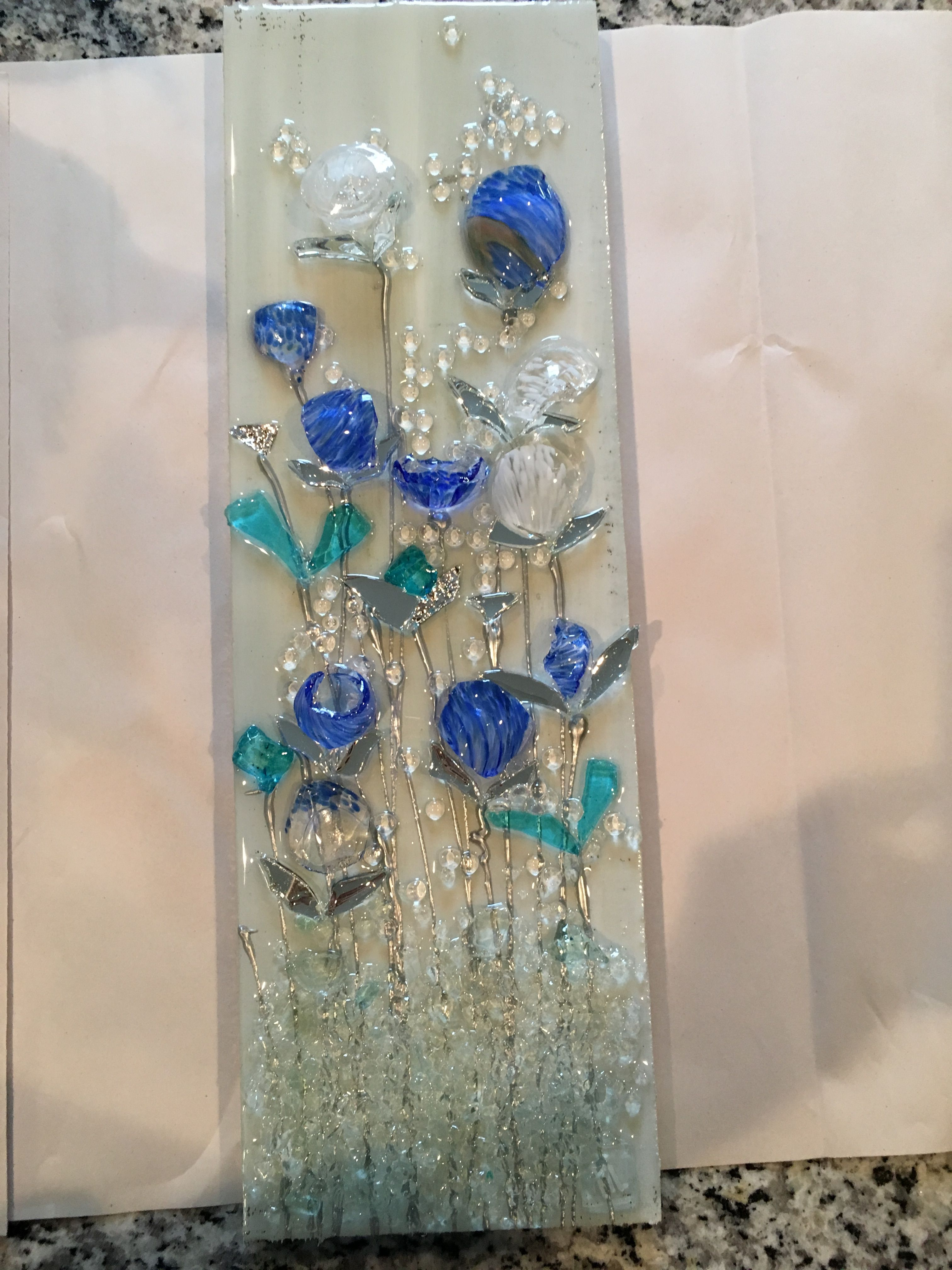 Pin de Laura Anderson en mary hong art | Pinterest | Vidrio, Cuadro ...