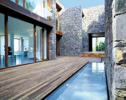 casa-muros-piedra-rodenojpg (498×396) arqui Pinterest