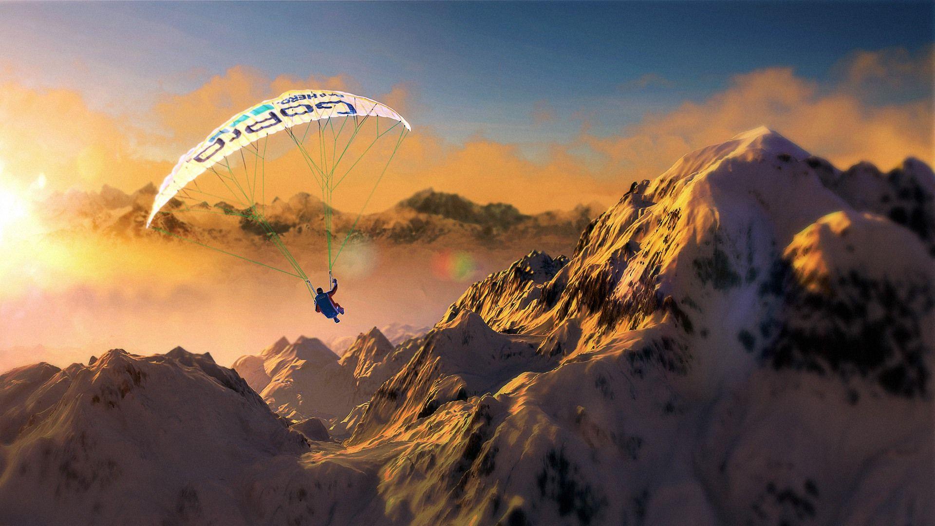 paragliding hd wallpapers · k | wallpapers | pinterest | hd