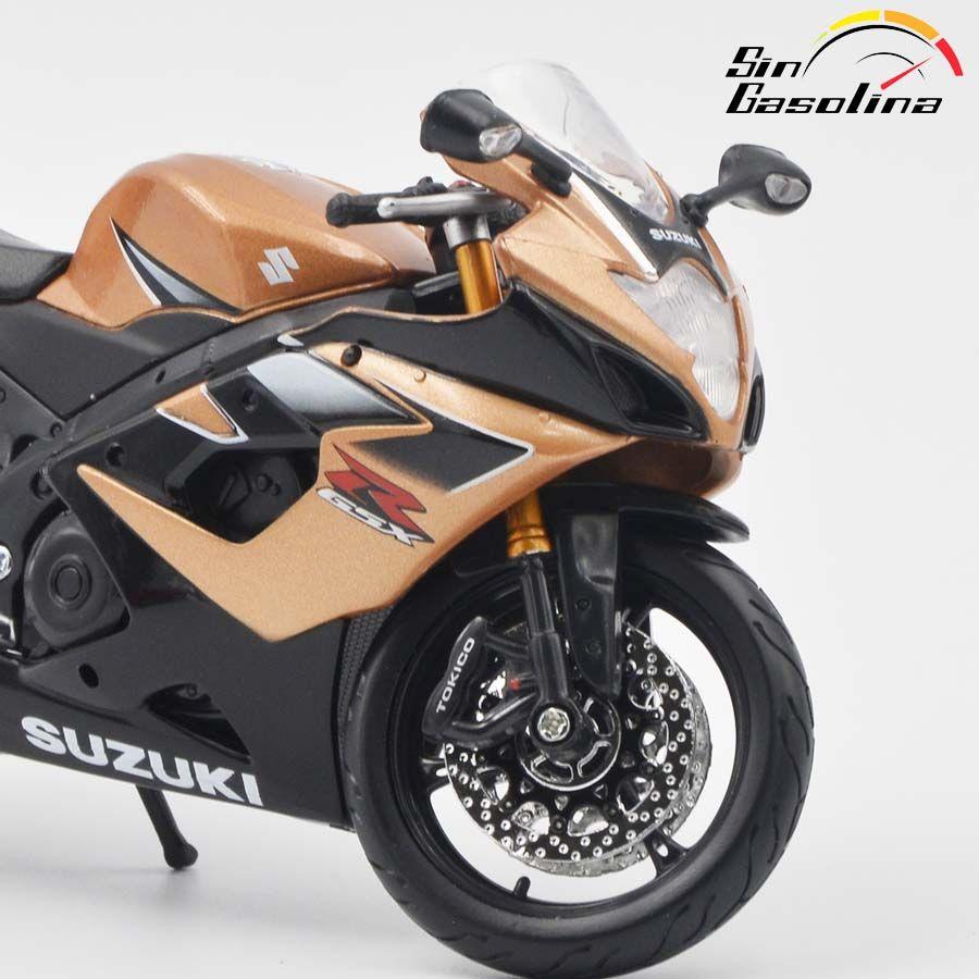 Suzuki GSX-R1000 escala 1//12 Suzuki