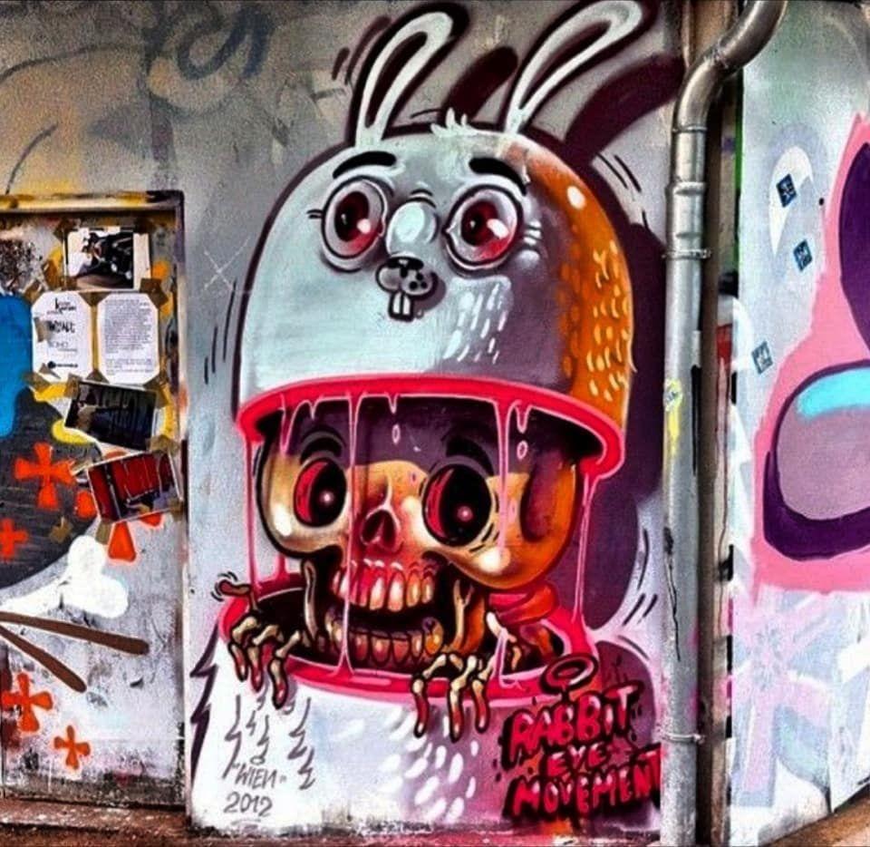 Pin By Caso 2k On Graff Street Art Street Art Graffiti Street Artists