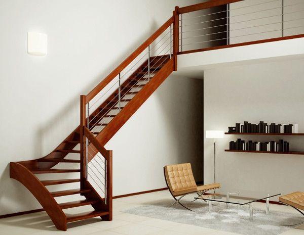 Los mejores diseños de escaleras para la casa Escaleras de hierro - Diseo De Escaleras Interiores