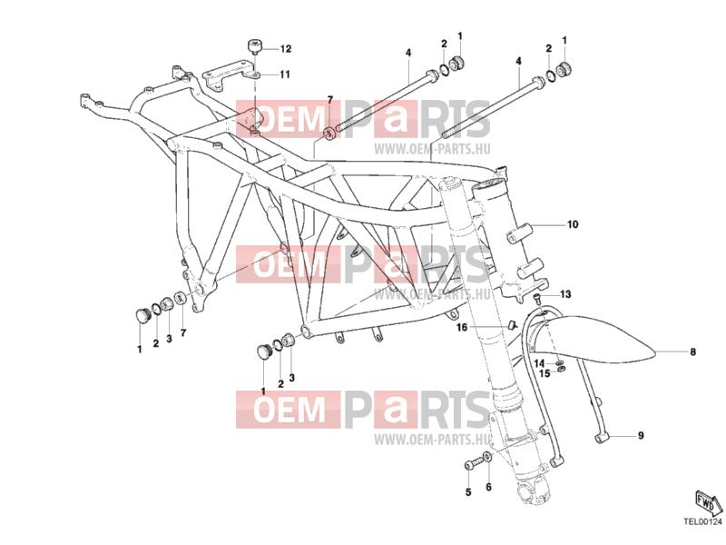ducati mh900e frame » frame | desmo | pinterest | ducati
