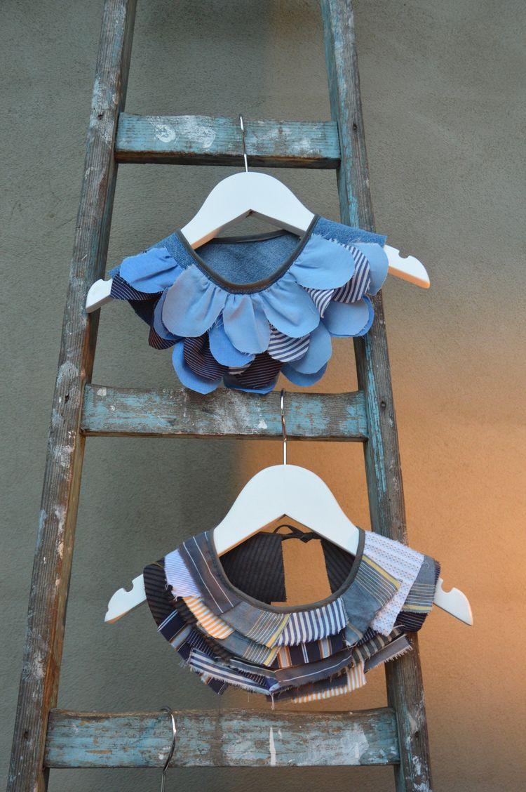 Collars from Paa Ny via finurlig