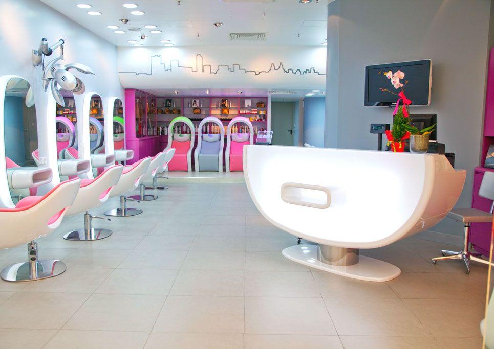 14+ Salon coiffure tours inspiration