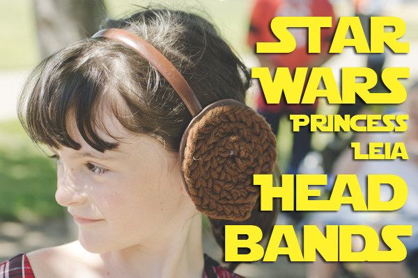 And DIY some Princess Leia buns, too. | 23 Ways To Throw The Best Star Wars Birthday Party Ever