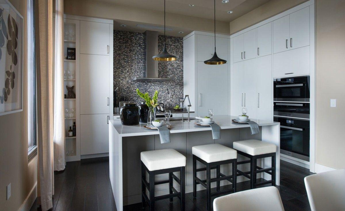 La cocina con isla, los modelos de cocina más deseado. Tendencia ...