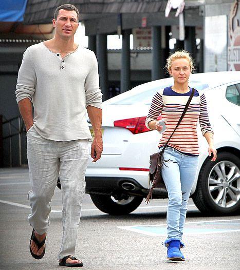Hayden Panettiere Reunites With Ex-Boyfriend Wladimir