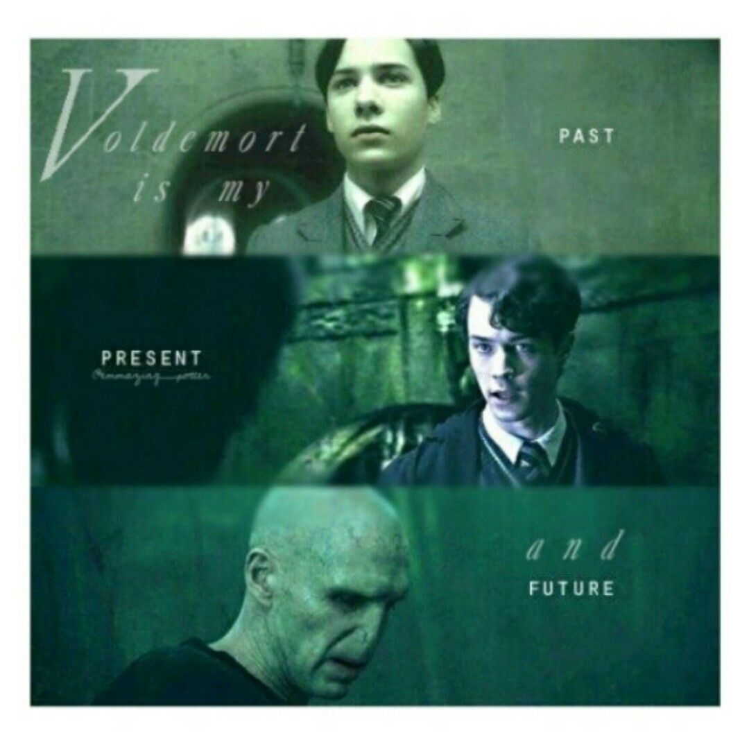 Voldemort is ny past present and future