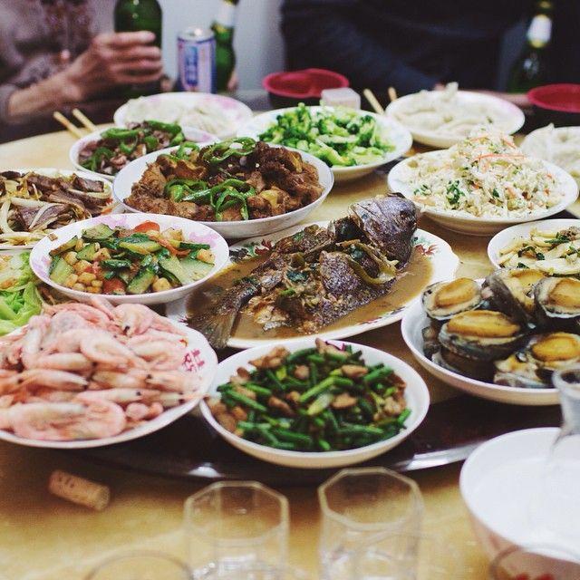 Monica Moras On Instagram Chinese New Year In Yantai Yantai China Yantai Food Festival Food