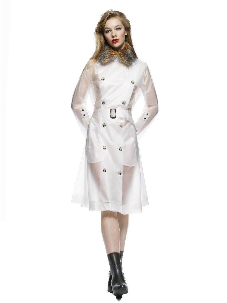 PVC Regenmantel der Haute Couture   Anziehsachen 1   Pinterest b0fb2008d2