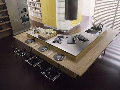 C mo dise ar cocinas modernas cocina y muebles for Disenar muebles de cocina online