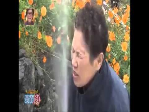 Japanease Water Fountain Prank
