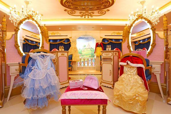 Disney Bibbidi Bobbidi Boutique Prices Visit The Disney Bibbidi
