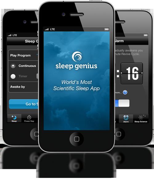 Sleep Genius iPhone App...Now For Babies Genius, Enterprise