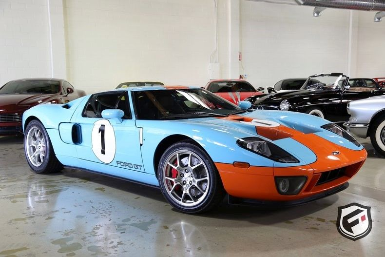 Buy This  Ford Gt For Sale On Dupont Registry Click To View Photos