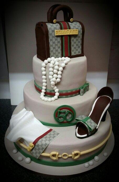Gucci Cake C A K E S Pinterest Gucci Cake Cake And