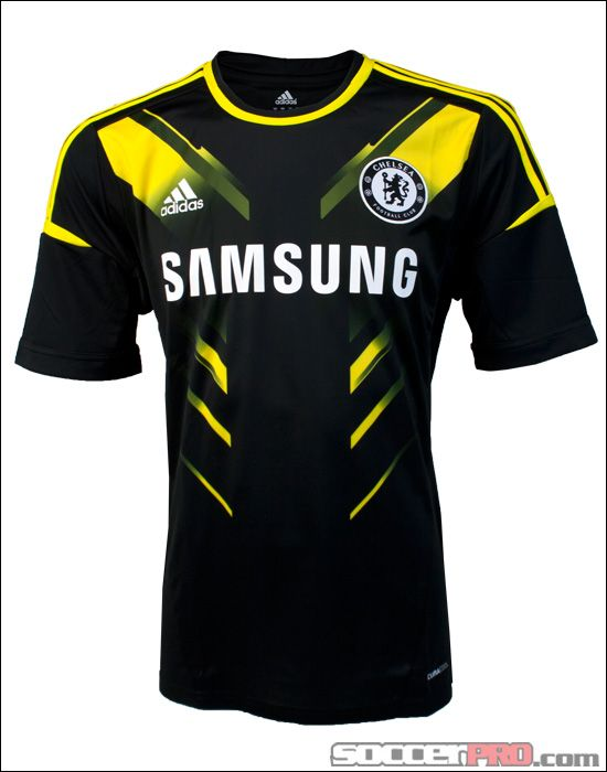 adidas Chelsea 3rd Jersey 2012-2013...$76.49