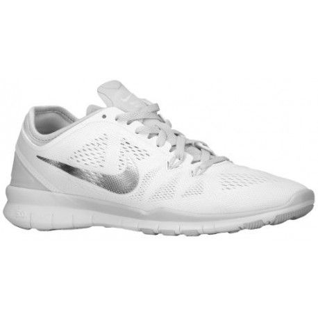 Rendición foso Excéntrico  wmn nike free 5.0 tr fit 4 prt,Nike Free 5.0 TR Fit 5 - Women's - Training  - Shoes - White/Pure Platinum/Metallic Silver-sku:04 | Womens training  shoes, Womens athletic shoes, Sneakers