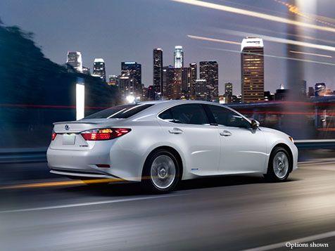 Es 300 Hybrid Lexus Es Luxury Sedan Lexus