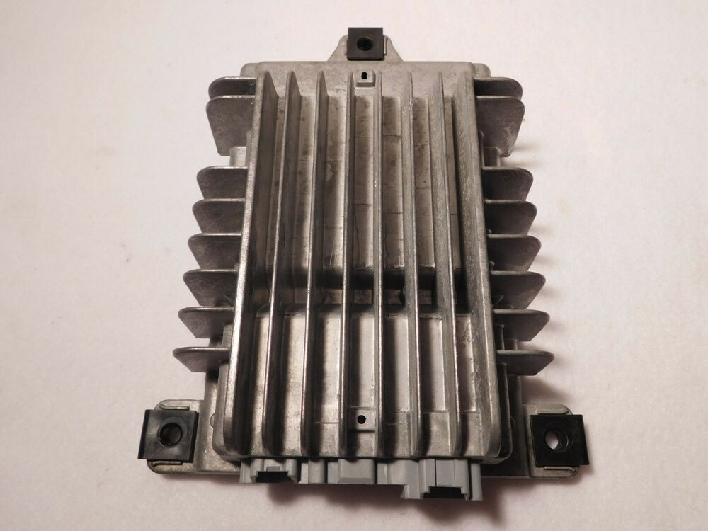 2009 Buick Enclave Bose Amplifier 25907216 Audio Stereo Oem Buickbose Buick Enclave Lexus Gs300 Stereo Amp