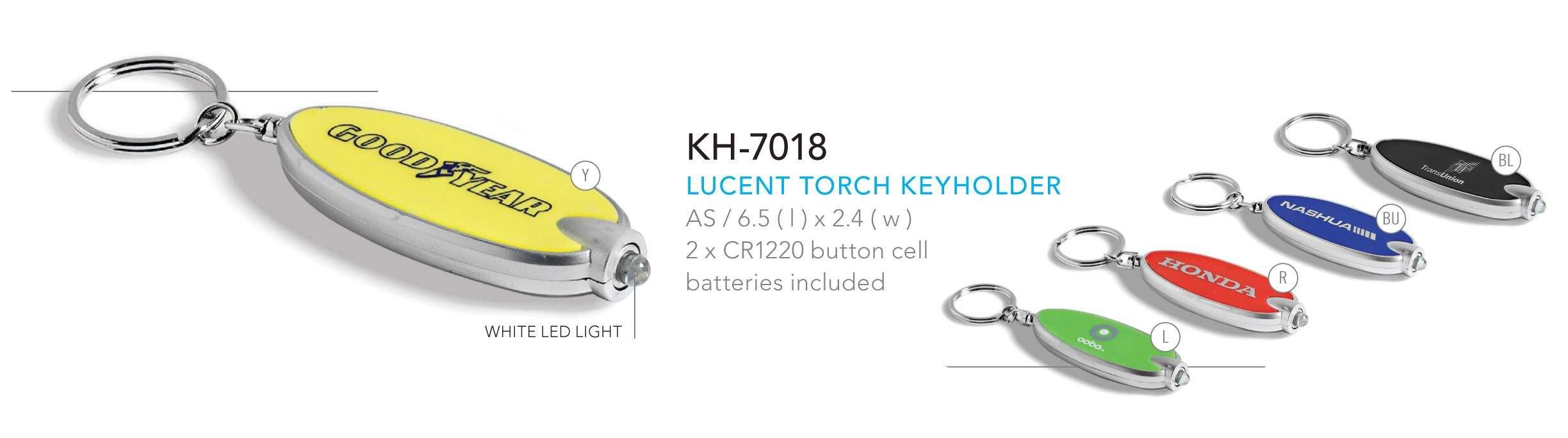 Lucent Torch Keyholder | Corporate Gifts - Key Holders or Key-rings http://www.ignitionmarketing.co.za/corporate-gifts