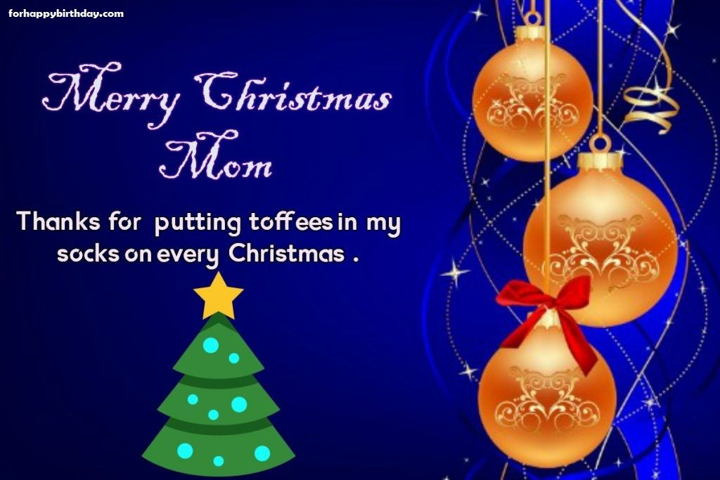 Christmas Message For Mom.Pin On Happy Birthday Wishes
